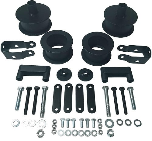American Automotive 2.5'' Front + 2.5'' Rear Lift Kit