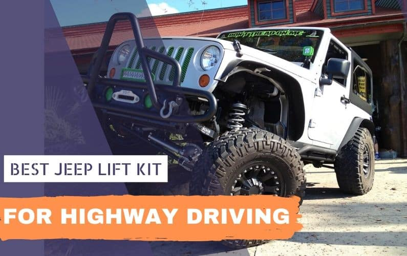 Best Jeep Lift Kit for Highway Driving - Feature Image