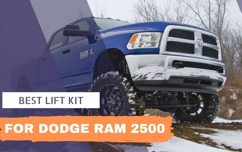 Best Lift Kit for Dodge Ram 2500 - Feature Image