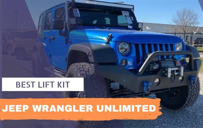 Best Lift Kit for Jeep Wrangler Unlimited - Feature Image