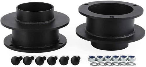 "Dynofit - 2"" Front Leveling Lift Kits for 4WD Dodge Ram"