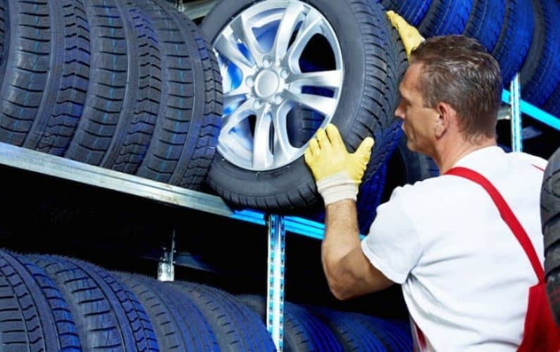 How To Store Tires Correctly Among Seasons - Feature Image