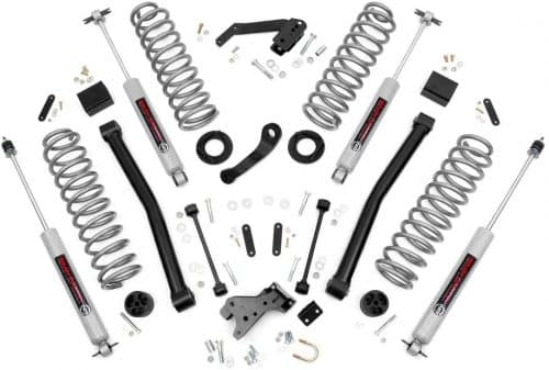 Rough Country 60930 3.5 inche Suspension Lift Kit