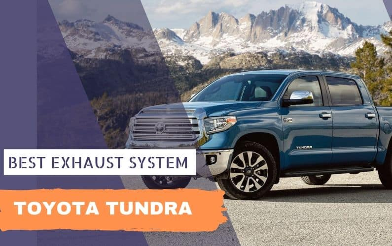Best Exhaust System for Toyota Tundra - Feature Image