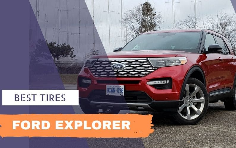 Best tires for Ford Explorer - Feature Image