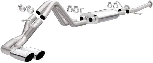 MagnaFlow MF Series Performance Cat-Back Exhaust System