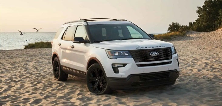 What are the Best tires for Ford Explorer