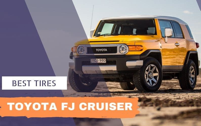 Best Tires for Toyota FJ Cruiser - Feature Image