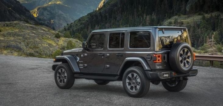 how much can a jeep wrangler tow