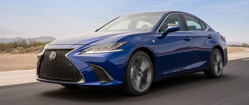 What are the Best Tires for Lexus ES350 - 2