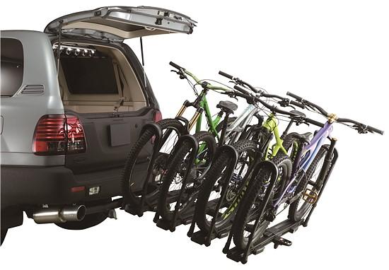 4-bike hitch racks