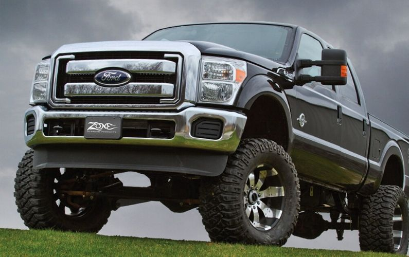 Best Lift Kit for F250 Super Duty