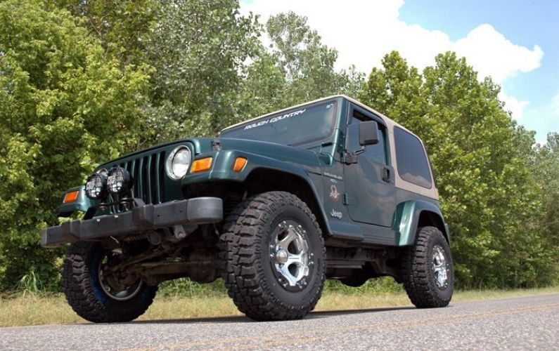 Best Lift Kit for Jeep Wrangler TJ