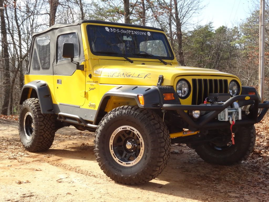 Best Lift Kits for Jeep Wrangler TJ – Buying Guide