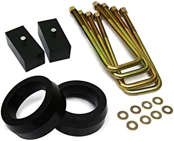 Liftcraft 3'' Front and Rear Lift Kit