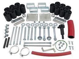"Performance Accessories Toyota Tacoma 3"" Body Lift Kit"