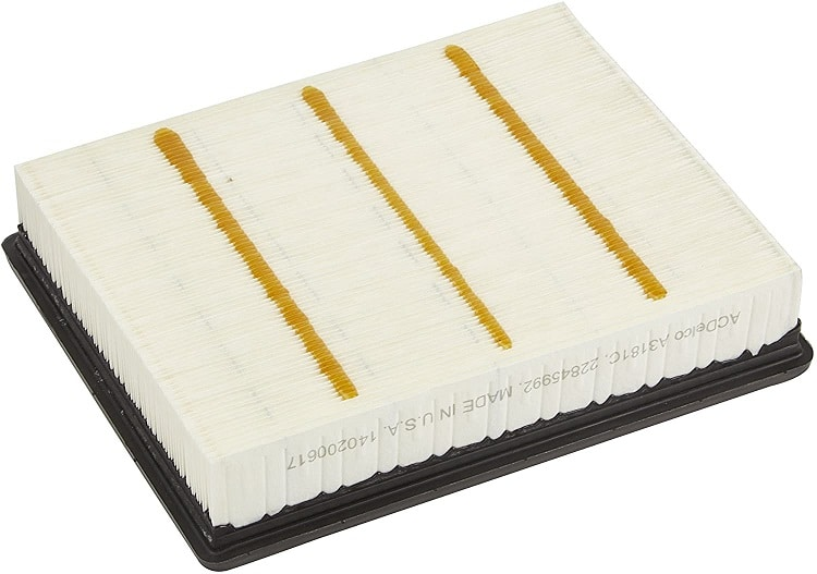 ACDelco A3181CF Professional Durapack Air Filter