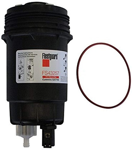 Cummins Filtration FS43257 Fuel Filter