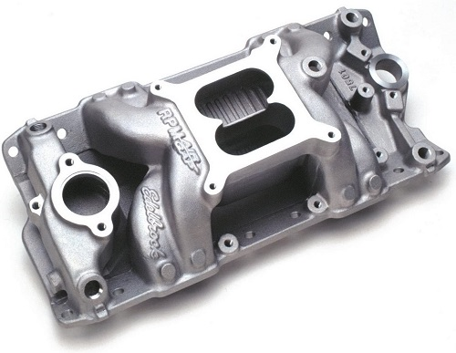 Edelbrock 7501 Performer RPM Air-Gap Intake Manifold