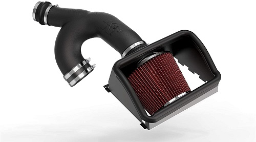 K&N 63-2592 Cold Air Intake Kit