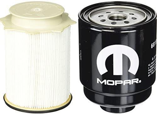 Mopar - Dodge Ram 6.7 Liter Diesel Fuel Filter Water Separator Set