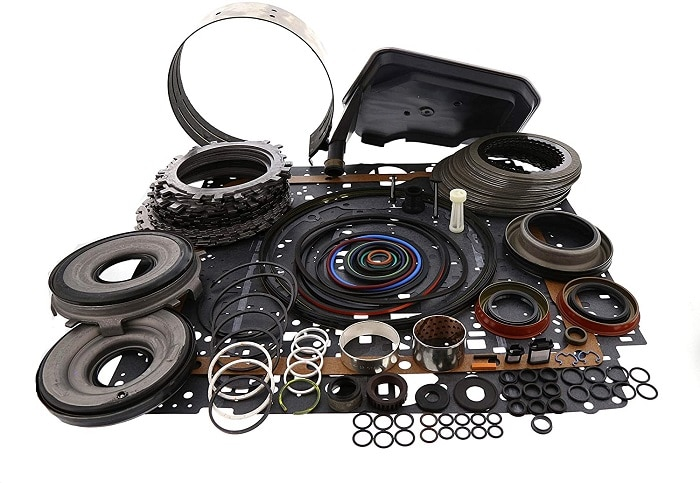 Transparts Warehouse Chevy GM 4L60E Transmission Level 2 Rebuild Kit